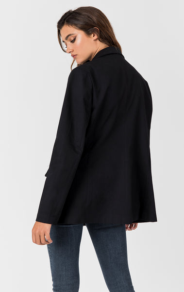 DOUBLE BREASTED MENSWEAR JACKET