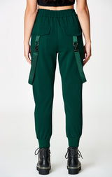 Carmar Denim: HARNESS CARGO PANT - PANT