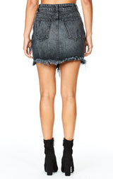 Carmar Denim: COLIN GRANGER SKIRT - SKIRTS