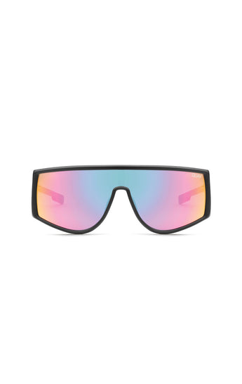 QUAY COSMIC OVERSIZED SUNGLASSES