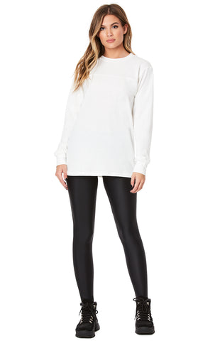 LONG SLEEVE BASIC LOOSE TEE