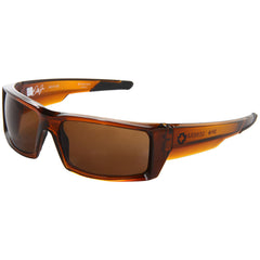 Spy General Sunglasses - Brown Ale Frame - Bronze Lens
