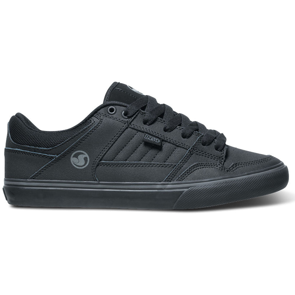 DVS Ignition CT Skateboard Shoes - Black HA Dirt 013