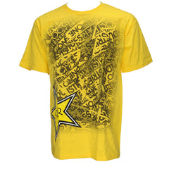 Rockstar Men's T-Shirts - Black