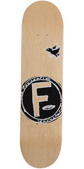 Foundation Bird PP Skateboard Deck - Natural - 7.75in