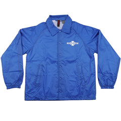 Independent OG Pattern Coach Windbreaker Men's Jacket - Royal Blue