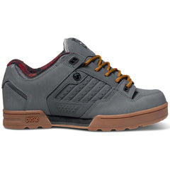 DVS Militia Skateboard Shoes - Grey Gunny 023