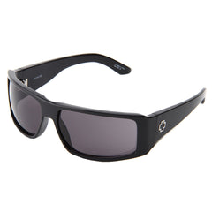 Spy Council Sunglasses - Black Frame - Grey Lens