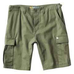 Enjoi Hochiman Mens Shorts - Fatigue Green