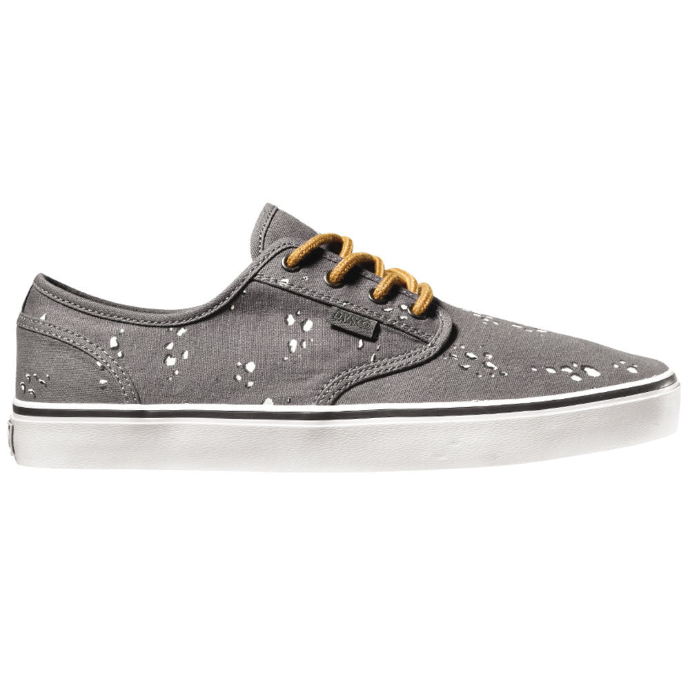 DVS Rico CT Skateboard Shoes - Grey Camo Canvas 028