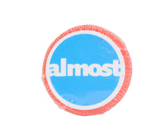 Almost Tablet Skateboard Wax - Red