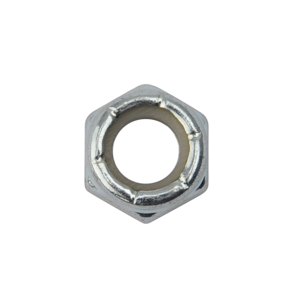Deluxe Chrome Axle Nut - Axle Nut