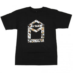 Sk8mafia House Logo Girls - Black - Men's T-Shirt
