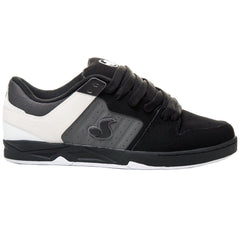 DVS Argon Skateboard Shoes - Black/Grey Nubuck 003