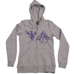 RVCA Moth Fleece Men's Sweatshirt - GLL