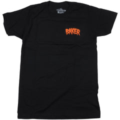Baker Put Em In A Coffin S/S Men's T-Shirt - Black