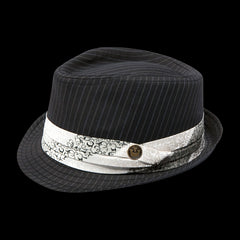 Goorin Brothers Moretti Men's Hat - Black
