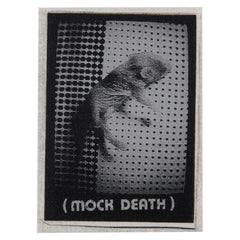 Alien Workshop Mock Death Sticker - Assorted