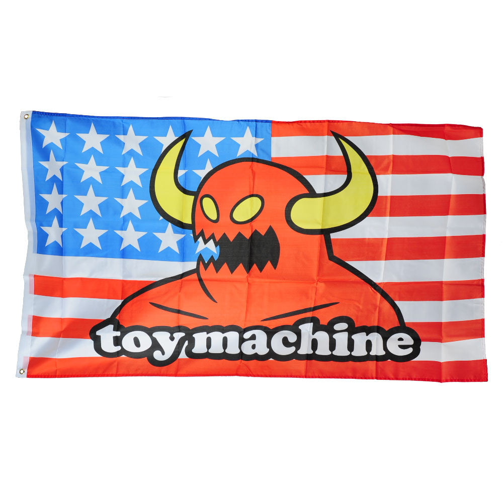 Toy Machine American Monster - Multi - Flag