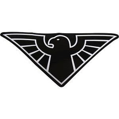 Zero Bird Sticker - Black