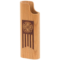 Independent AM Lighter Cover - Cherrywood