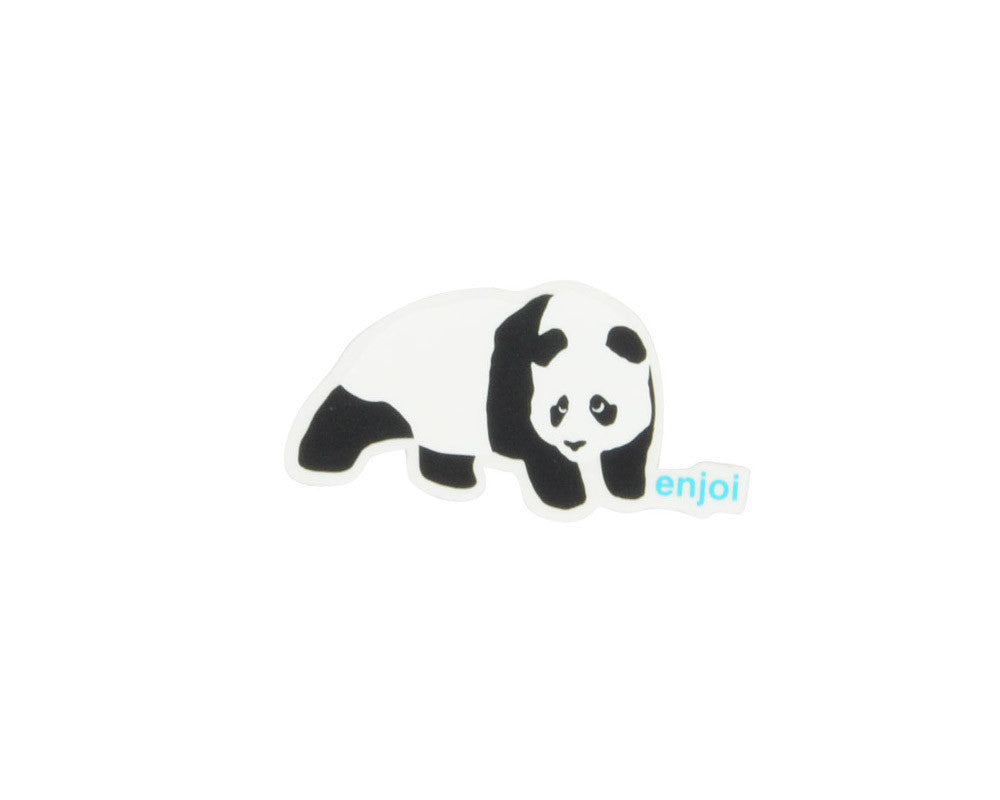 Enjoi Panda PR Logo Sticker