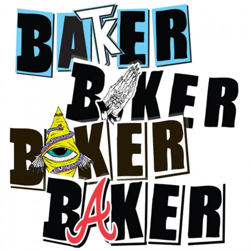 Baker Icon Stickers - Assorted