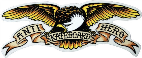 Anti-Hero Eagle Sticker - Small