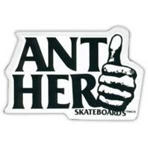Anti-Hero Thumb Hero Sticker - Medium - Assorted Colors