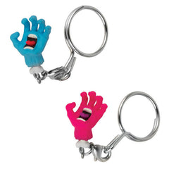 Santa Cruz Screaming Hand Zipper Pull Apparel Accessory - Assorted