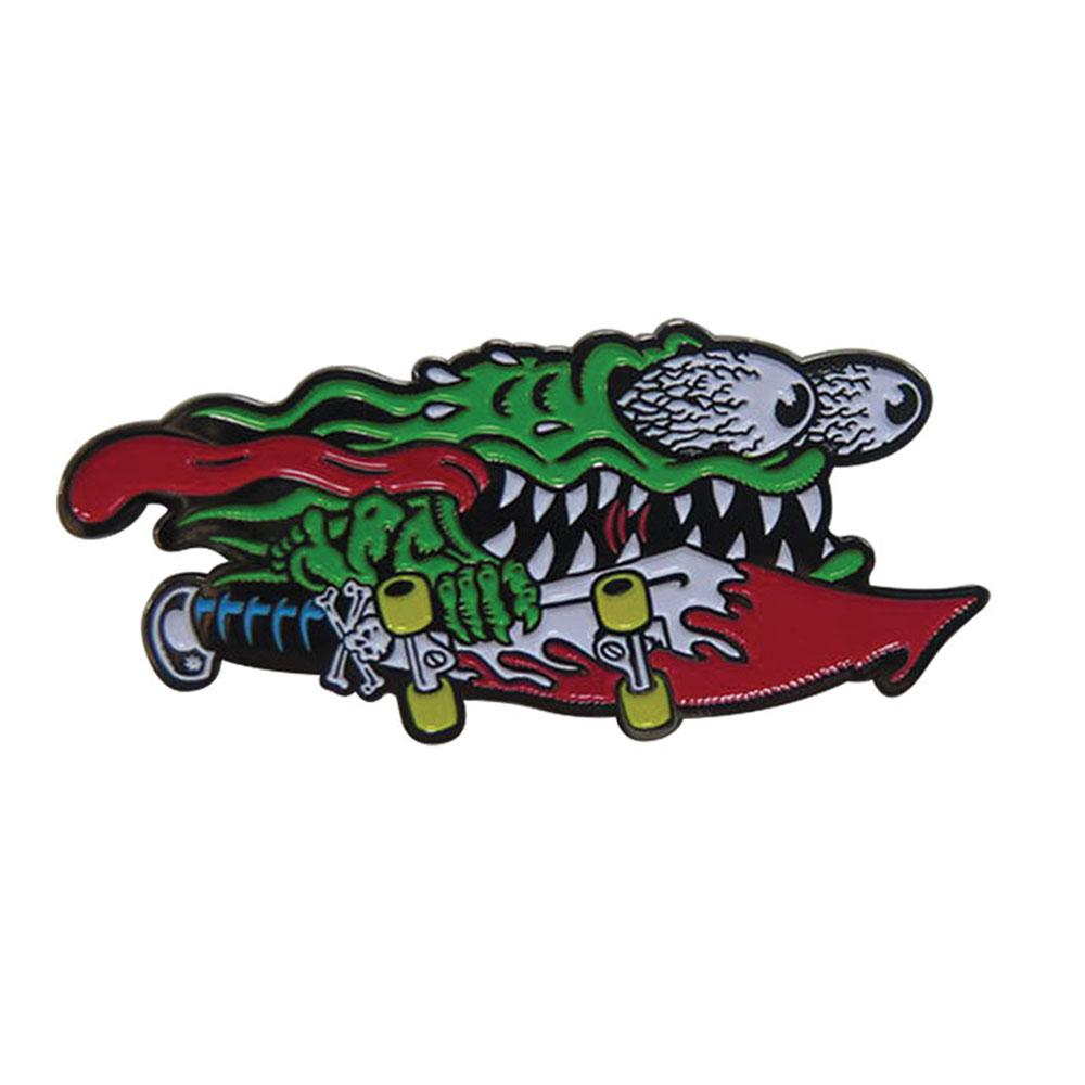 Santa Cruz Slasher Push Back Pin - Green