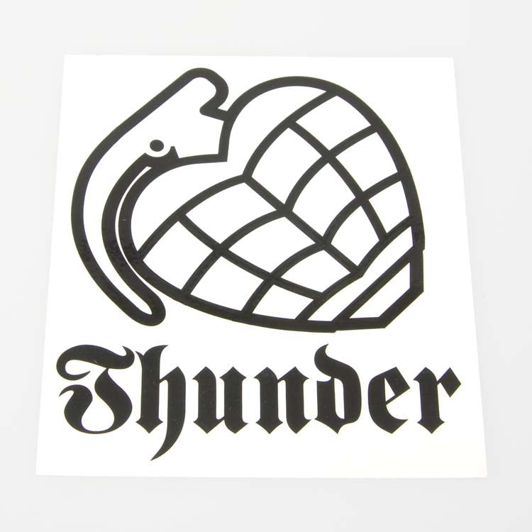 Thunder Grenade Sticker - Extra Large