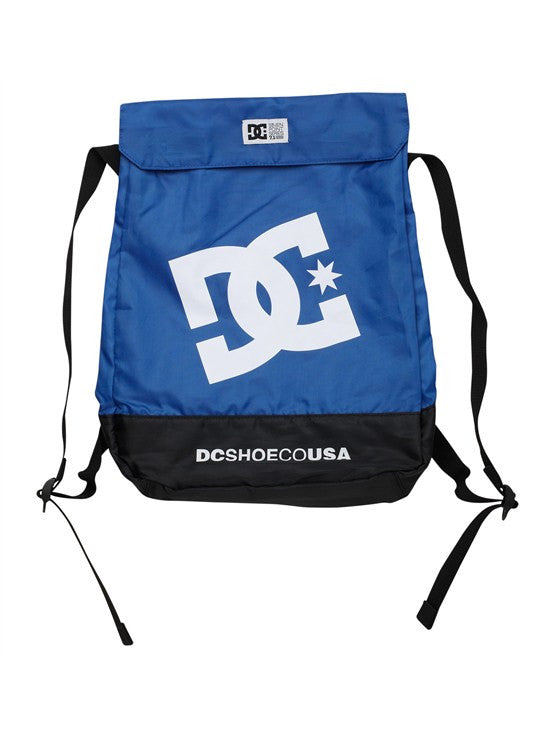 DC Seven Point 1  Cinch Bag - Olympian Blue