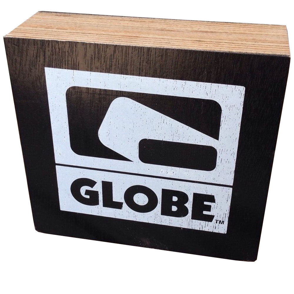 Globe Large Deck Cube Miscellaneous - Black
