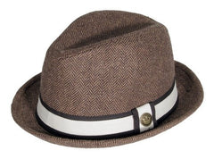 Goorin Brothers Charm - Brown - Mens Hat
