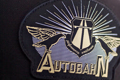 Autobahn Socialist Patch - Black/Grey