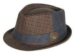 Goorin Brothers A. Garcia - Brown - Mens Hat