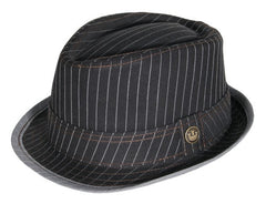 Goorin Brothers Mr. Mercer - Black - Mens Hat