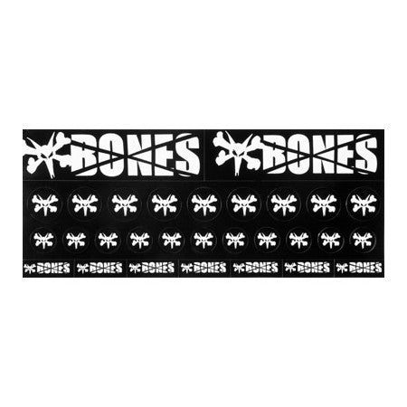 Bones Multipack Sticker - 7in x 3in