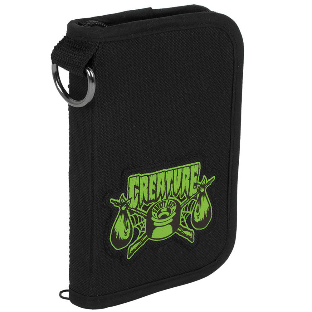 Creature Transient Luggage Pouch Apparel Accessory - Black