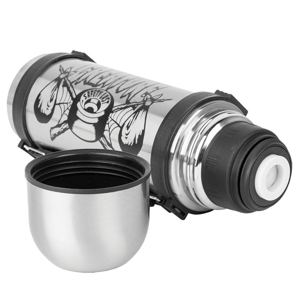 Creature Transient Thermos - Silver