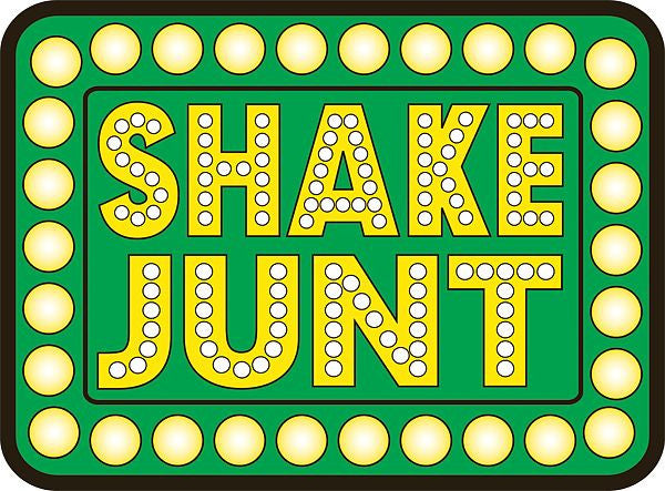 Shake Junt SJ Box Stickers - Large