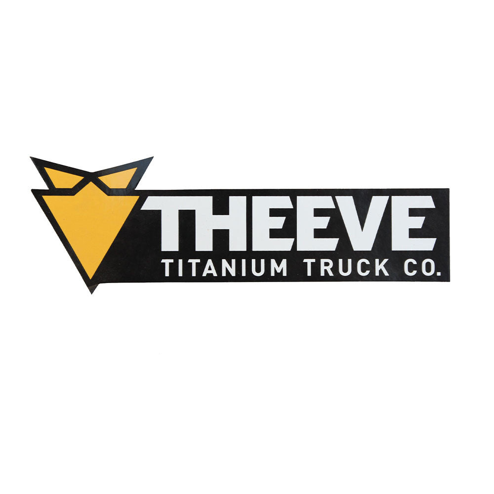 Theeve Inline - Black - Sticker