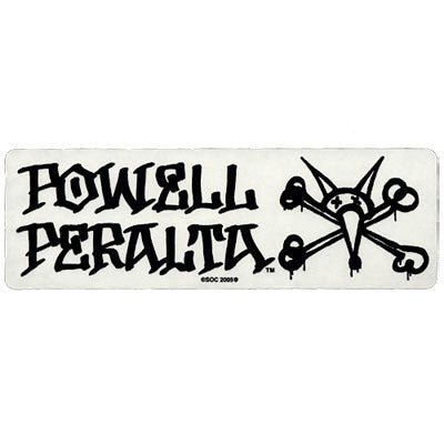 Powell Peralta Vato Rat Sticker - Assorted Colors