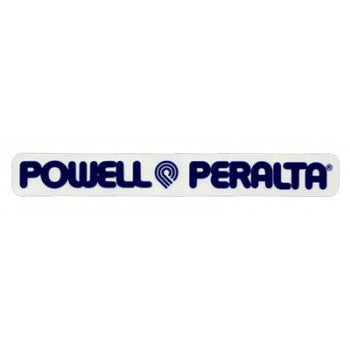 Powell Peralta Sticker - Assorted Colors