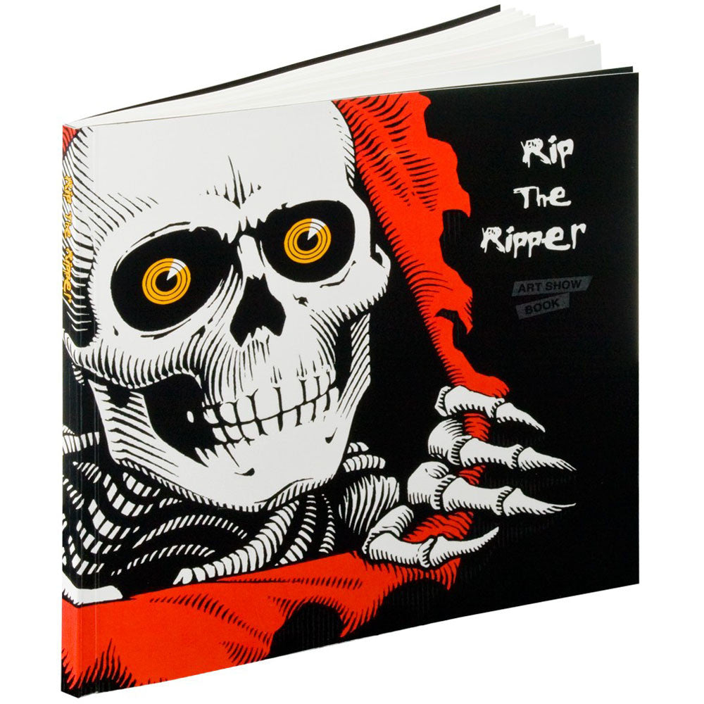 Powell Peralta Rip The Ripper Softcover Book