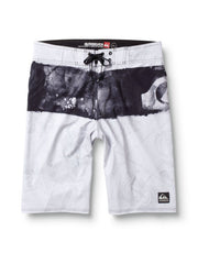 "Quiksilver Cypher Kelly Nomad 21"" Mens Boardshorts - White"