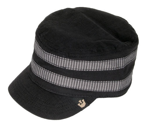 Goorin Brothers Ramone - Black - Mens Hat