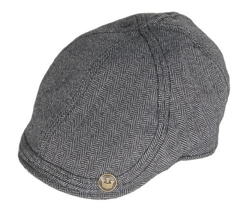 Kangol Wool Player - Grey - Mens Hat