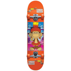 Blind Looney Monkey Youth Complete Skateboard - 7.3 - Orange